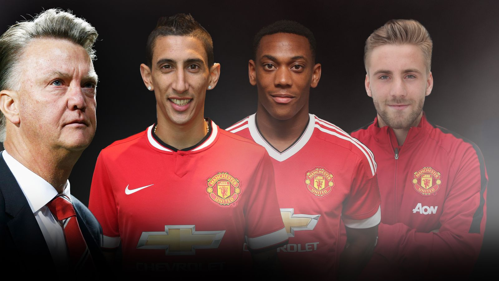 Louis Van Gaal's Manchester United Signings Rated