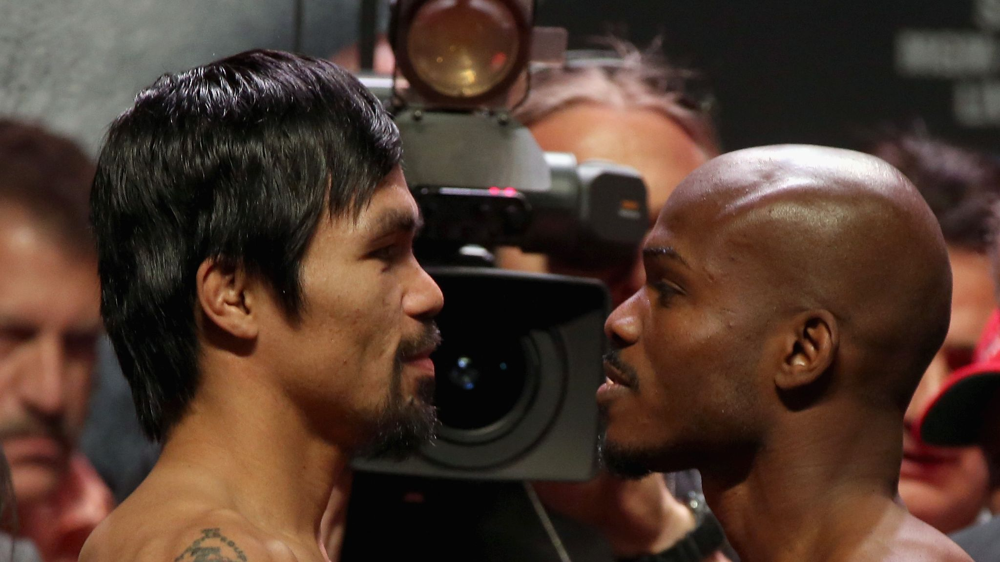 Manny Pacquiao will fight Timothy Bradley in April, says Bob