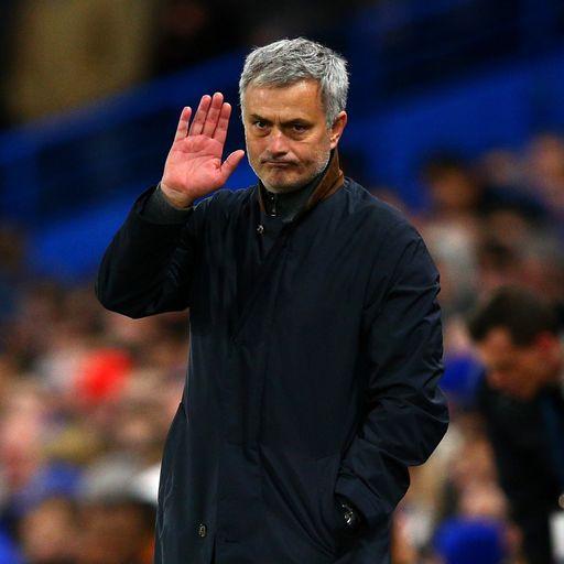 Mourinho's next club odds