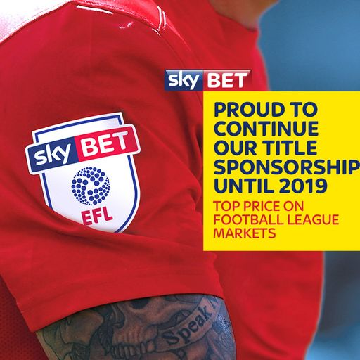 Sky Bet's Football League offer