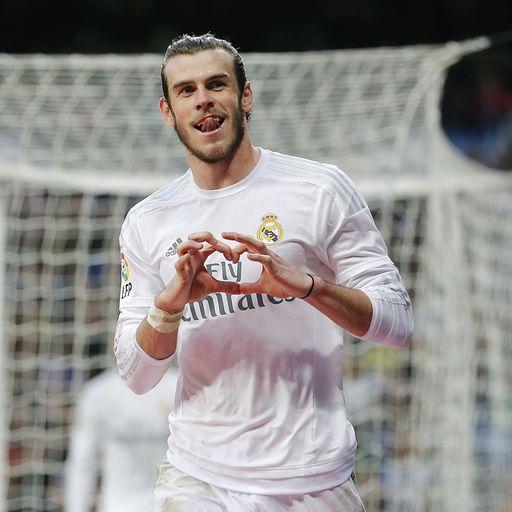 Bale enjoying life under Zidane
