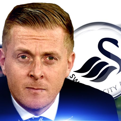 Monk breaks Swansea silence