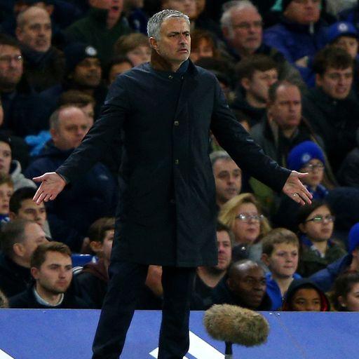 Mourinho's weakness