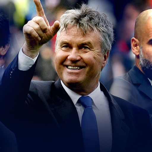 Sky Bet Chelsea manager odds 2016