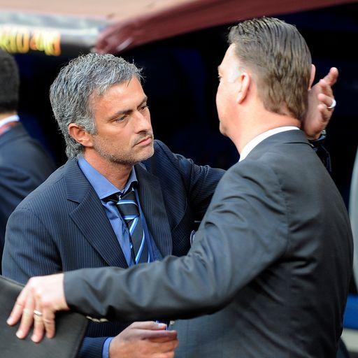 Mourinho to United?