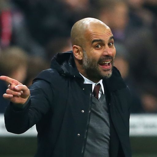 'Pep will pick City'