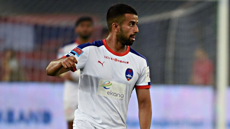 Nabi scored three goals in his last six starts to help guide Delhi Dynamos to the 2015 Indian Super League play-offs