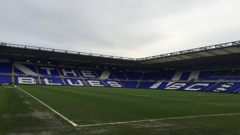 St Andrews is ready for Friday night's 10 in 10 fixture with Cardiff City.