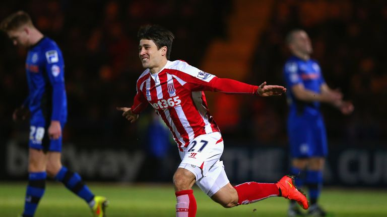 Stoke playmaker Bojan Krkic will aim to inspire his side at Man Utd on Boxing Day