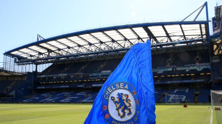 Stamford Bridge general view, Chelsea F, April 2015