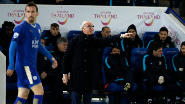 Leicester City head in to 2016 level on points with Arsenal at the top of the Premier League table