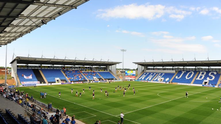 Dexter Peter has been offered a deal at Colchester