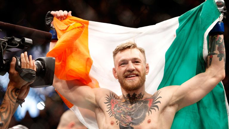 Conor McGregor wouldn't want a Joseph Duffy rematch, says Graham Boylan