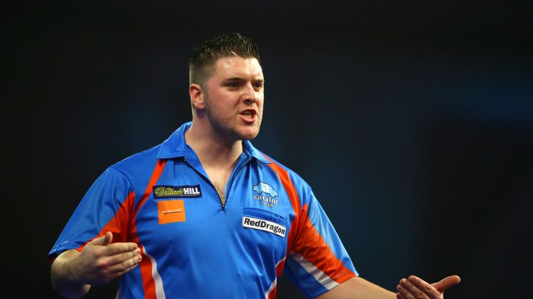 Keith Deller fancies Daryl Gurney to potentially cause a shock