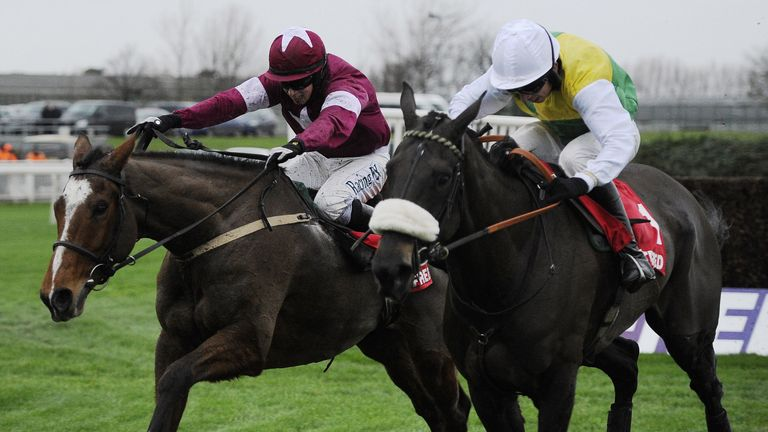 Don Poli and Many Clouds will not renew rivalry at Aintree