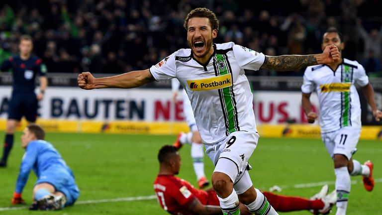 Fabian Johnson Put Moenchengladbach In Command