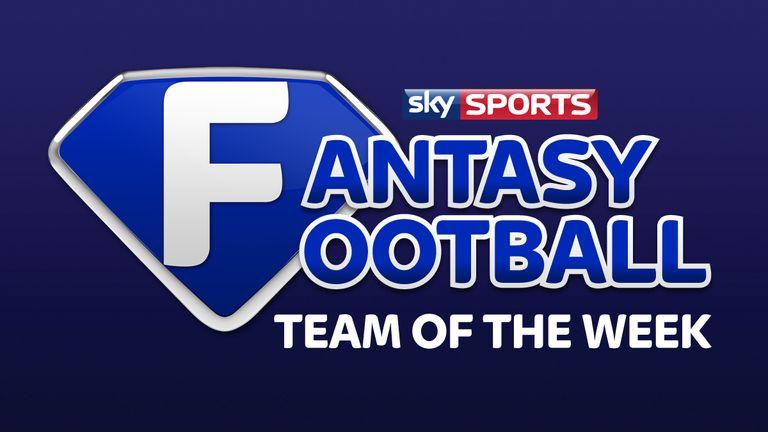 fantasy football fantasy team of the week fantasy 3391391 - Sky Sports Fantasy Football