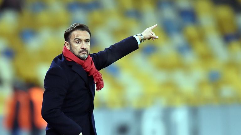 Vitor Pereira admits Celtic have not had the breaks they perhaps should have in this season's Europa League