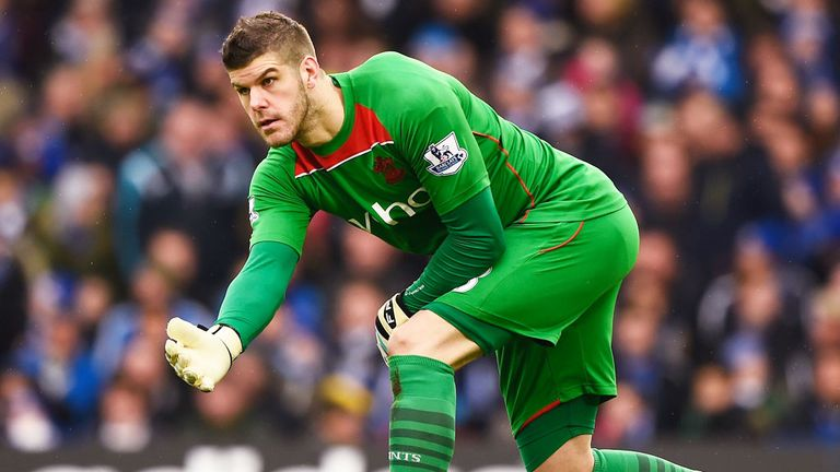 Southampton goalkeeper Fraser Forster kept a clean sheet on his return from injury