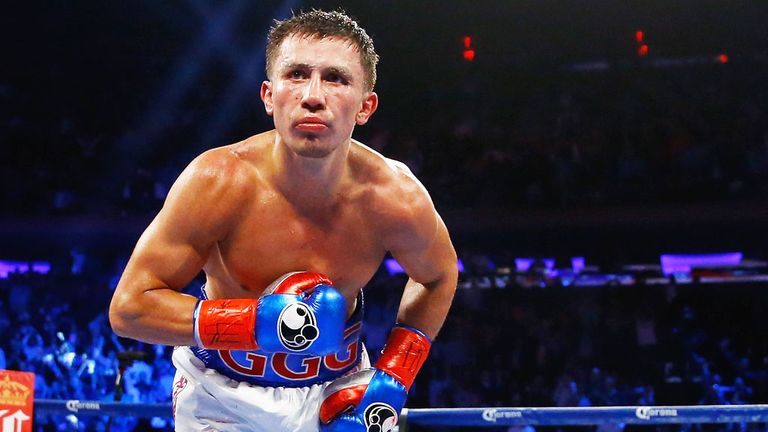 Gennady Golovkin could be facing Saul Alvarez next year