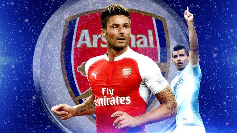 Is Olivier Giroud one of the best strikers in Europe as Arsene Wenger says?