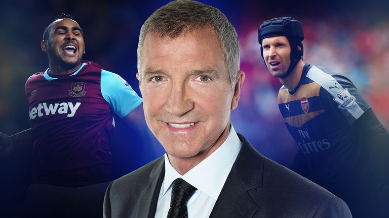 Graeme Souness has picked his top five signings of the summer