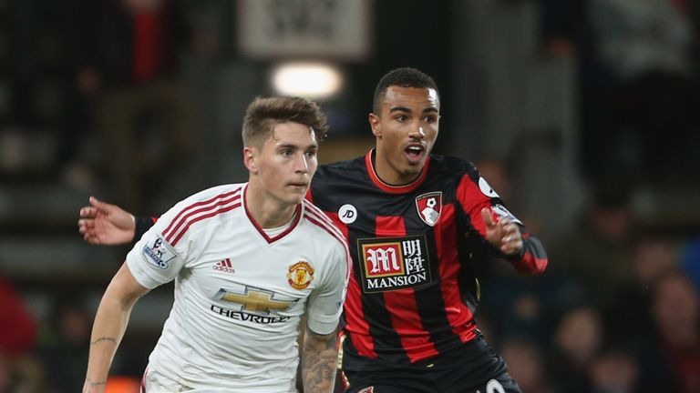 Guillermo Varela was another youngster who started at Bournemouth despite only two first-team outings previously