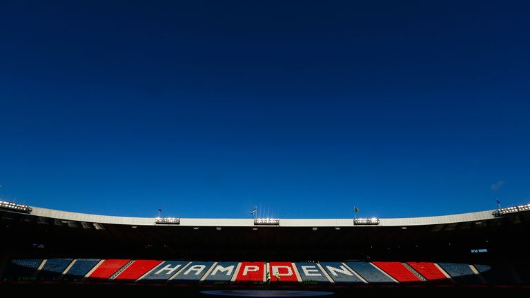 The final of the Scottish League Cup will take place at Hampden Park in Glasgow