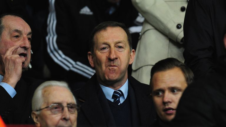 Swansea chairman Huw Jenkins is looking for a new manager