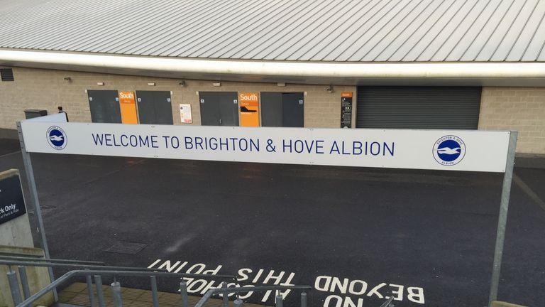 Ian Holloway at Brighton