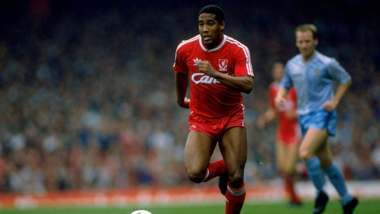 Barnes was the outstanding player in English football in the late 1980s
