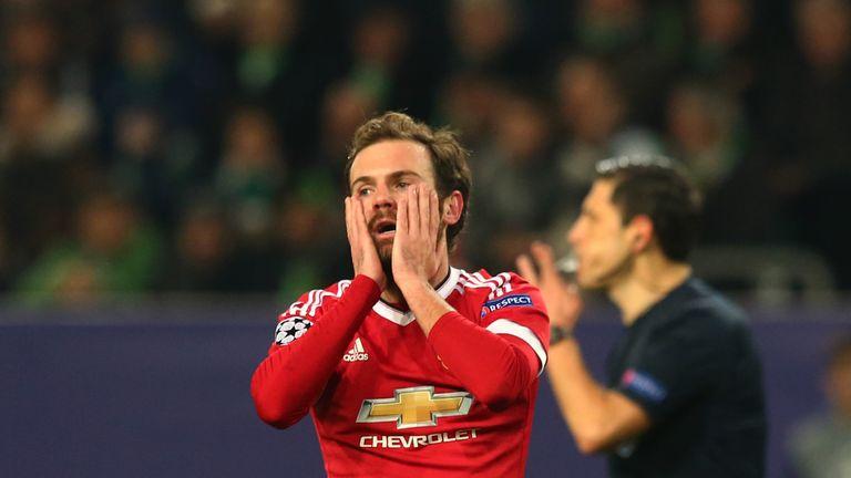 Juan Mata is short on assists this season