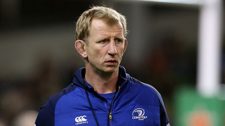 Leinster head coach Leo Cullen is disappointed to be losing Ben Te'o