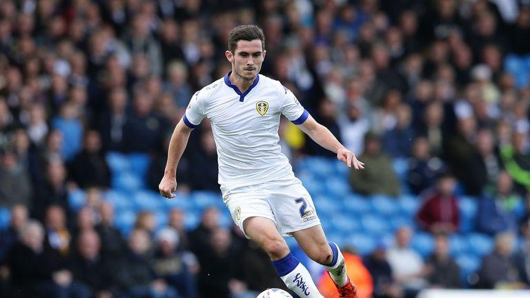 Lewis Cook of Leeds United