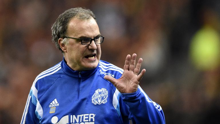 Marcelo Bielsa has been linked with the vacant Swansea manager's job