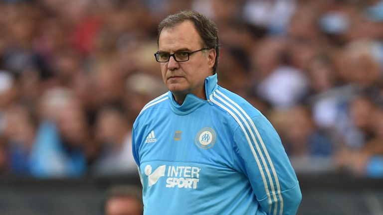 Marcelo Bielsa left Marseille just one game into the new season in France