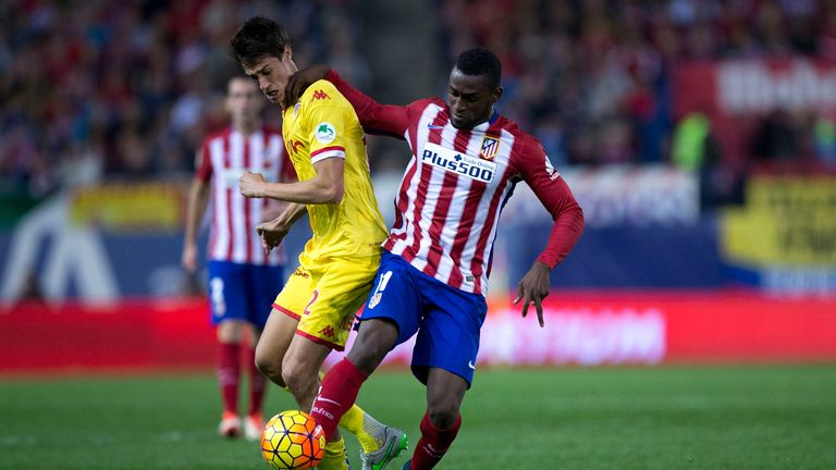 Jackson Martinez (right) is attracting interest from Chelsea