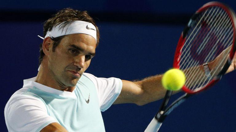 Roger Federer defeated Stan Wawrinka in the singles set