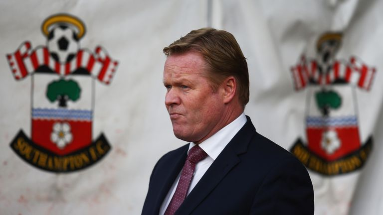 Ronald Koeman will want to see an improvement from his team over Christmas