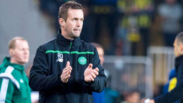 Ronny Deilla calling time on Hoops this summer after two years at Celtic Park