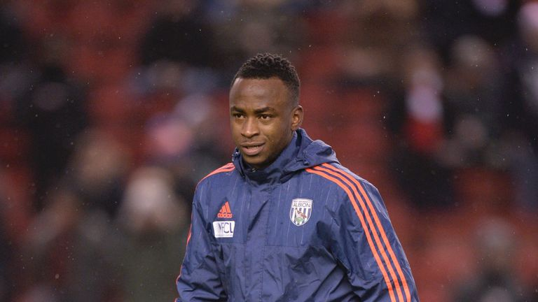 Newcastle and Stoke have made bids for West Brom striker Saido Berahino