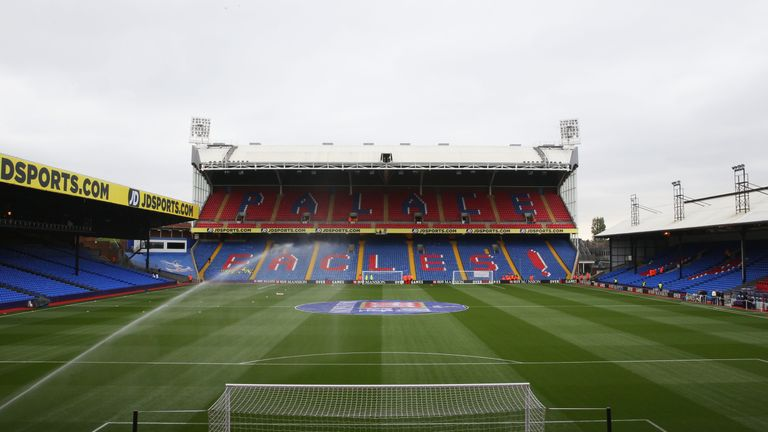 Selhurst Park was opened in 1924 and currently holds 26,000 spectators