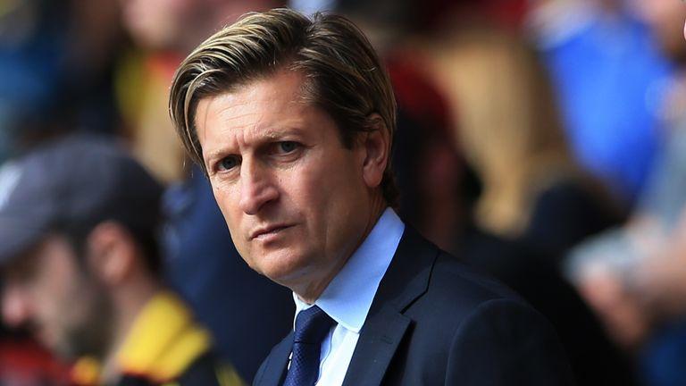 Steve Parish, Crystal Palace chairman
