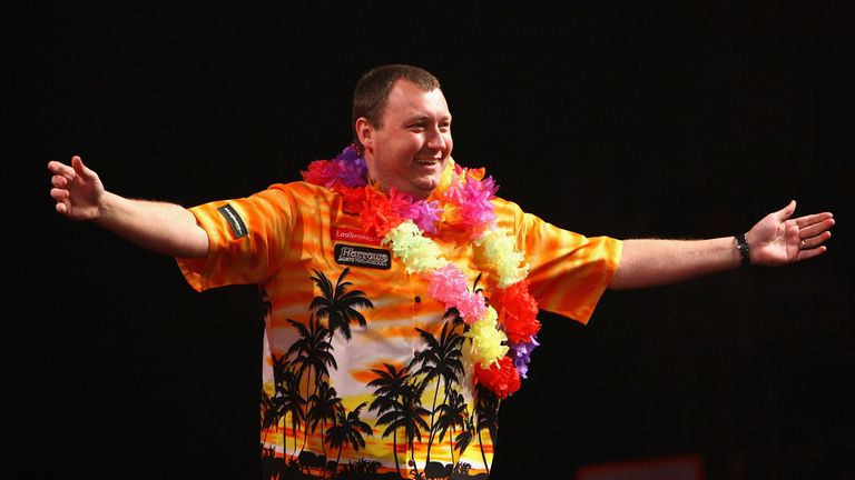 Mardle reached the 2003 final on debut, before succumbing to Phil Taylor