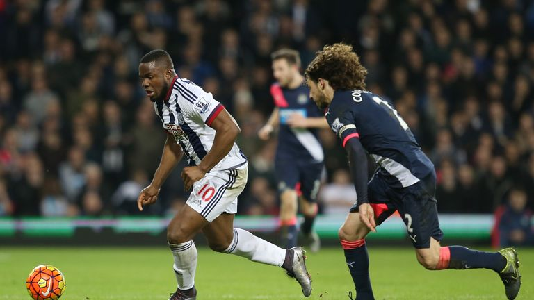 West Brom travel to St James' Park on Saturday