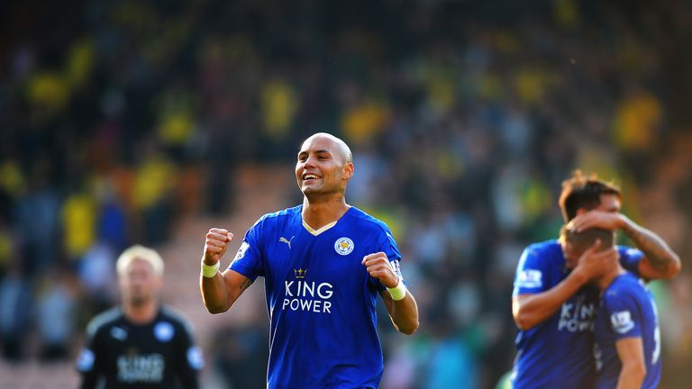 Yohan Benalouane is another player who could leave Leicester as Sampdoria show interest in him