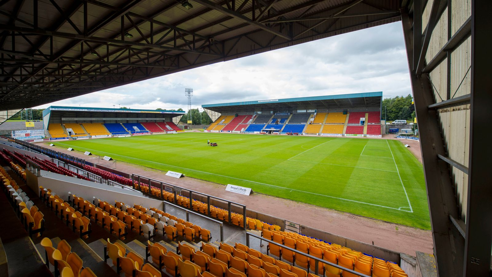 St Johnstone call pitch inspection ahead of Hamilton