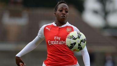 Reading Women sign England forward Carter