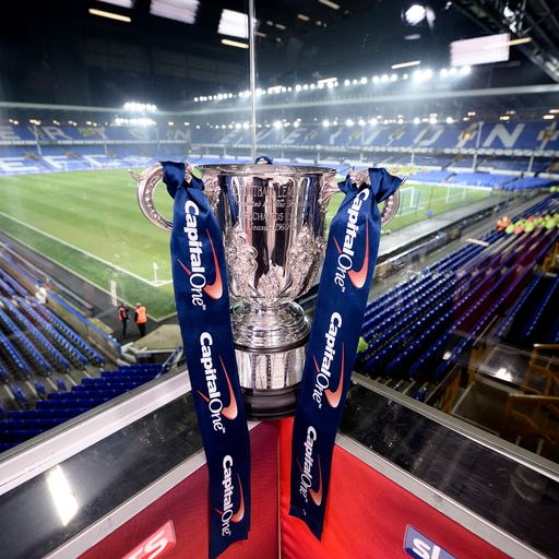 Capital One Cup competition