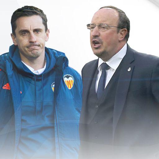 Neville v Benitez